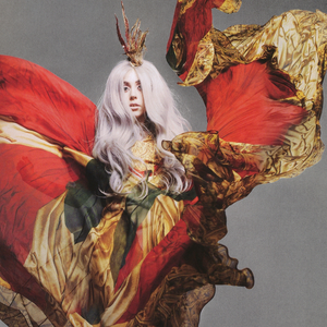 Cover Album - Born This Way The Remix - Lady Gaga