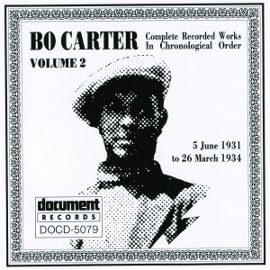 Image for 'Bo Carter Vol. 2 (1931 - 1934)'