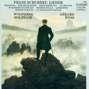 Image for 'Schubert, F.: Lieder, Vol. 3'
