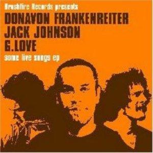 Image for 'Donavon Frankenreiter, Jack Johnson & Zach Gill'