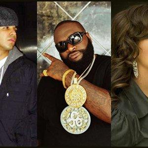 Image for 'Rick Ross feat. Drake & Chrisette Michele'