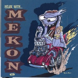 Image for 'Relax With Mekon'
