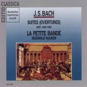 Image for 'Bach: Orchestersuiten 1066-69'