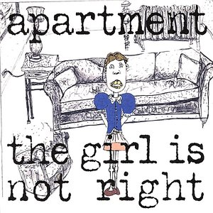 Image for 'the girl is not right'