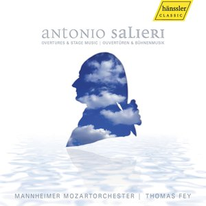 Image for 'Salieri, A.: Overtures and Stage Music'