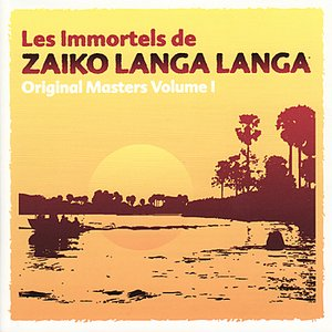 Image for 'Les Immortels de Zaiko Langa Langa - Original Masters Volume 1'