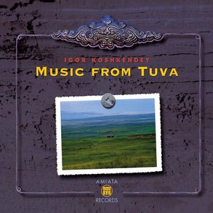 Image pour 'Music from Tuva'