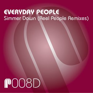Image for 'Simmer Down (Reel People Remixes)'