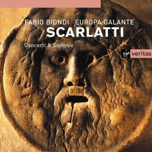 Image pour 'A & D Scarlatti - Concerti e Sinfonie'