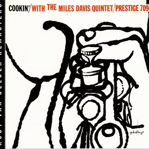 Image for 'Cookin' With The Miles Davis Quintet'