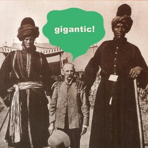 Immagine per 'Gigantic, Vol. 1'