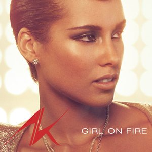 Image for 'Girl on Fire'