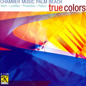 Image for 'Chamber Music Palm Beach: True Colors'