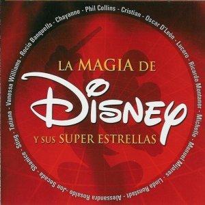 Image for 'La Magia De Disney Y Sus Super Estrellas'