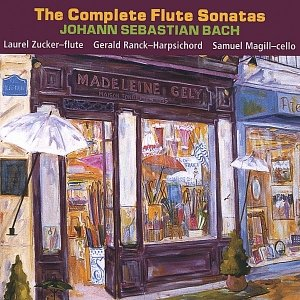 Image for 'Sonata for solo flute in A minor'