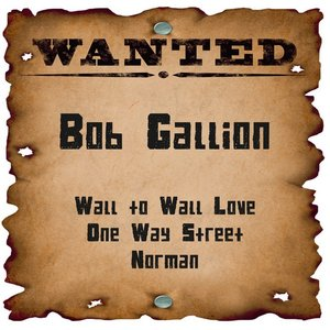 Image for 'Wanted: Bob Gallion'