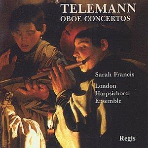 Image for 'Telemann: Oboe Concertos, Vol. 1'