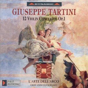 Image for 'Tartini, G.: Violin Concertos, Vol.  1 (L'Arte Dell'Arco) - 12 Violin Concertos, Op. 1'