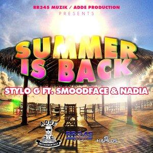 Image for 'Summer is Back'