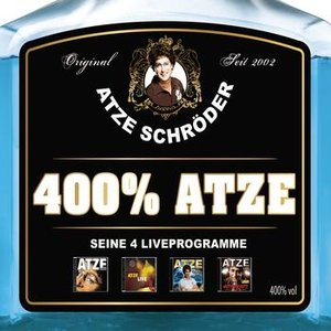 Image for '400% Atze'