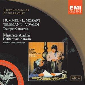 Image for 'Trumpet Concertos'