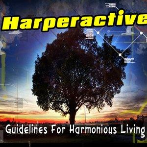 """Guidelines For Harmonious Living""的封面"