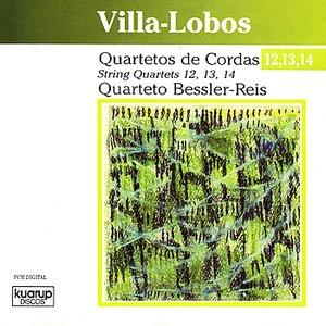 Image for 'Villa-Lobos: String Quartets 12, 13, 14'