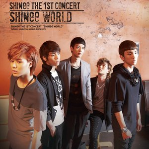 Image for 'SHINee World (The 1st Asia Tour Concert Album)'