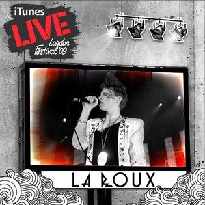 Image pour 'iTunes Live: London Festival '09 - EP'