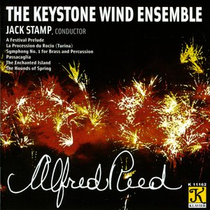 Image for 'Keystone Wind Ensemble: Alfred Reed'