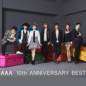 Image for 'AAA 10th ANNIVERSARY BEST'