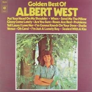 Bild für 'Golden best of Albert West'