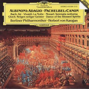 Image for 'Albinoni: Adagio in G minor / Pachelbel: Canon'