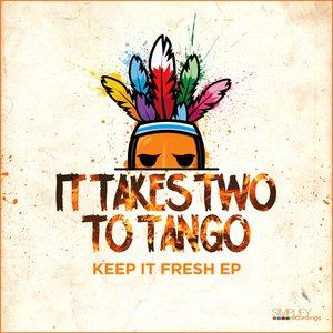 """""""Keep It Fresh EP""""的封面"""