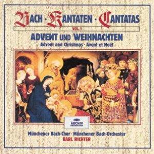Image for 'Bach, J.S.: Advent and Christmas (Vol. 1)'