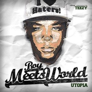 Image for 'Boy Meets World Utopia'