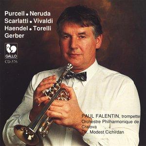 Image for 'Concerto en Si bémol majeur pour trompette et orchestre à cordes: Allegro'