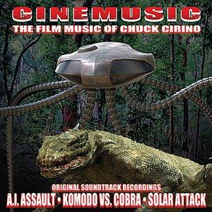 Immagine per 'Cinemusic: The Film Music Of Chuck Cirino'