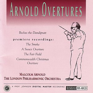 Image for 'Arnold Overtures'