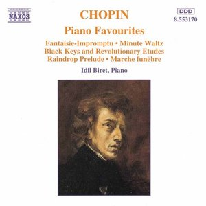 Image for 'CHOPIN: Piano Favourites'