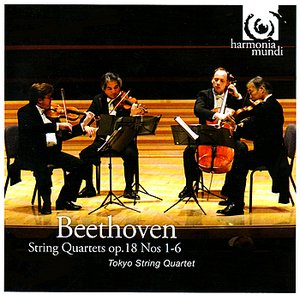 Image for 'Beethoven: String Quartet in B-Flat Major, Op. 18, No. 6: II. Adagio ma non troppo'