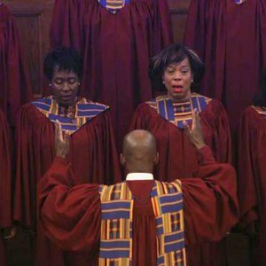 Image for 'The Abyssinian Baptist Church Sanctuary Choir'