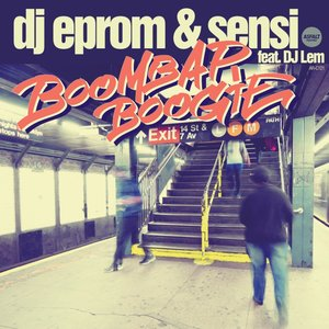 Image for 'Boom Bap Boogie'