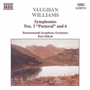 Image for 'VAUGHAN WILLIAMS: Symphonies Nos. 3, 'Pastoral', and 6'