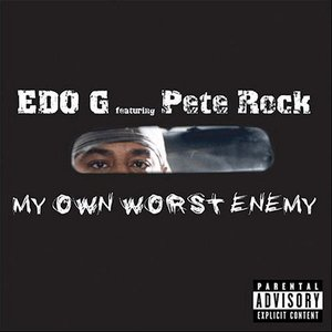 """My Own Worst Enemy (feat. Pete Rock)""的封面"
