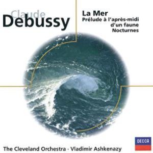 Image for 'Debussy: Prélude à l'après midi d'un faune/La Mer/Nocturnes. Ravel: Rapsodie espagnole'