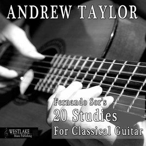 Image for 'Fernando Sor: 20 Studies for Classical Guitar'