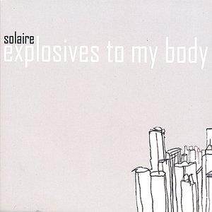 Imagen de 'Explosives to My Body.'