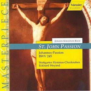 Image for 'St John Passion BWV 245'