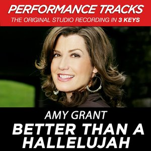Image for 'Better Than a Hallelujah (Performance Tracks) - EP'